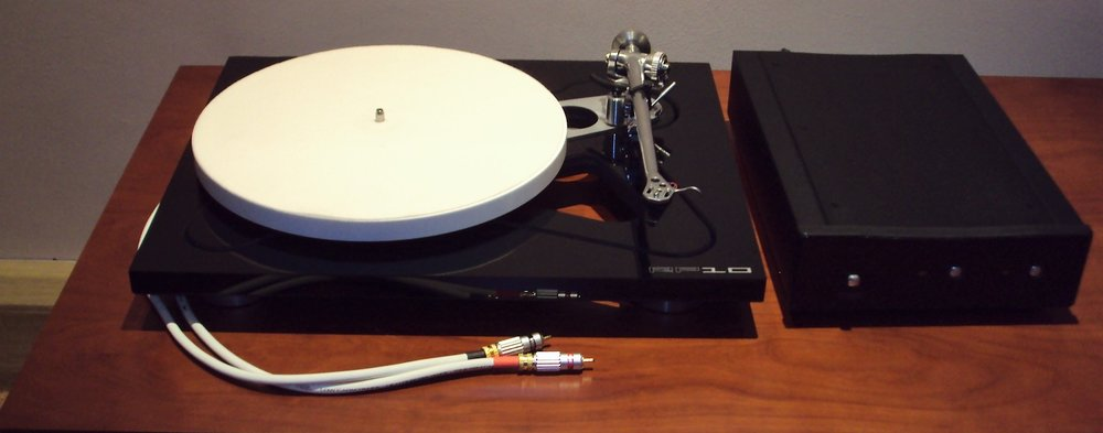 Rega RP10 with Aphelion Cartridge