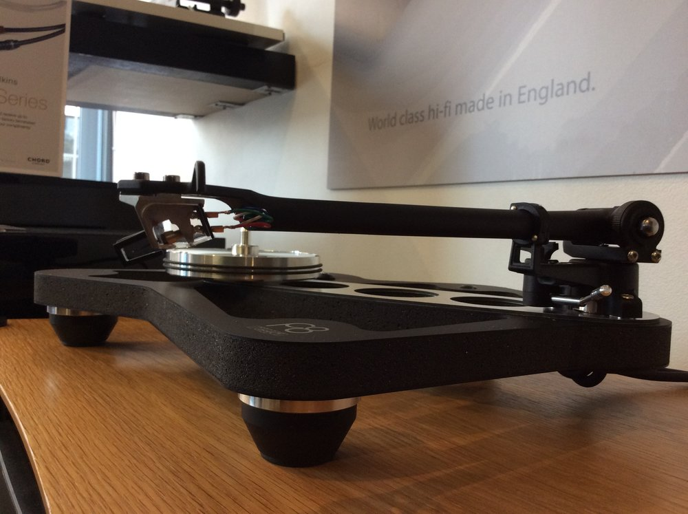 Planar 8 plinth and new RB880 tonearm