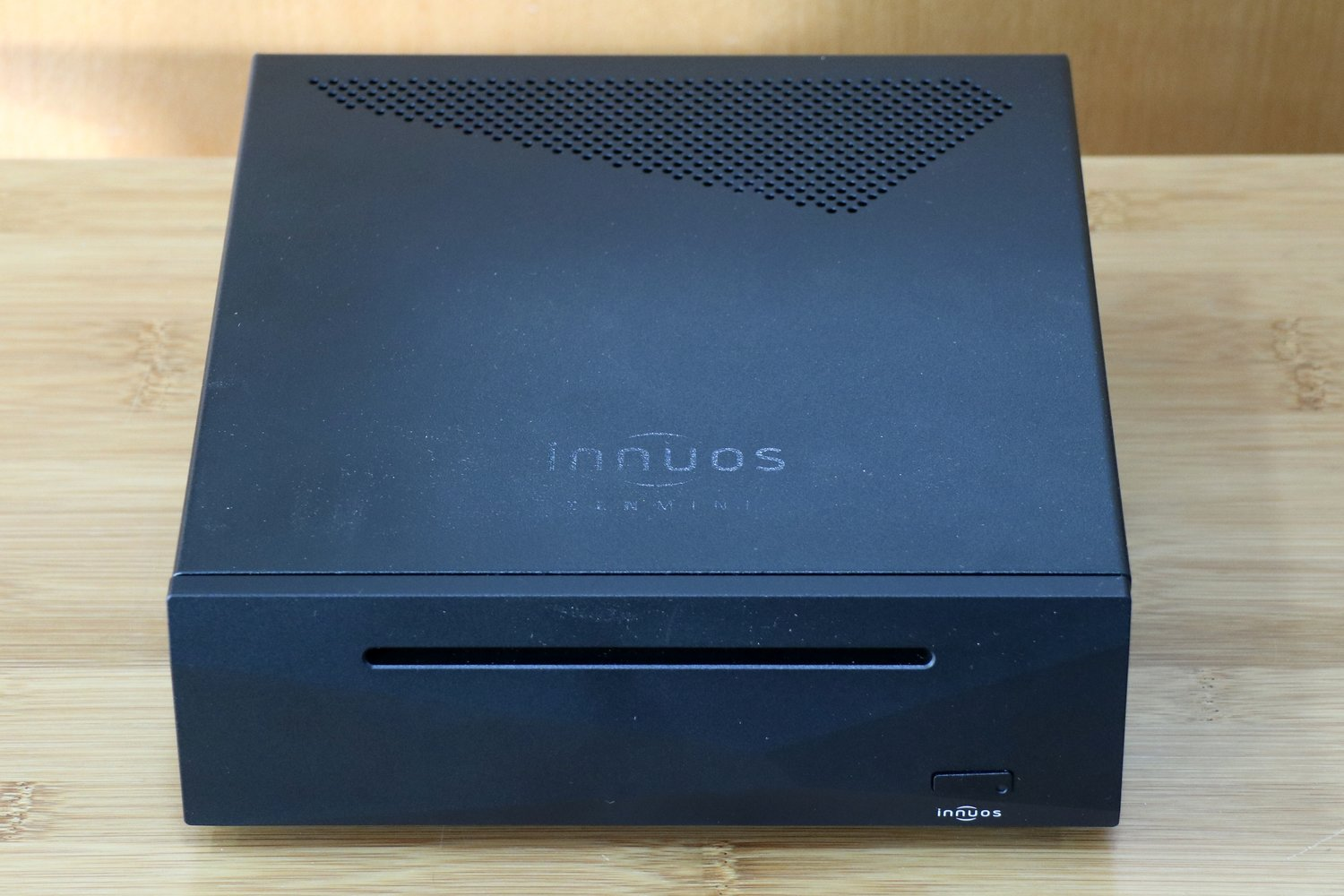 The Innuos Zen Mini Mk3 - Ripping Your Music CDs With Ease — Audio T