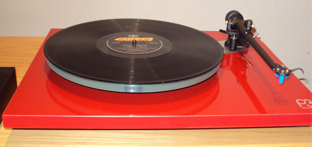 Rega Planar 3 with Elys