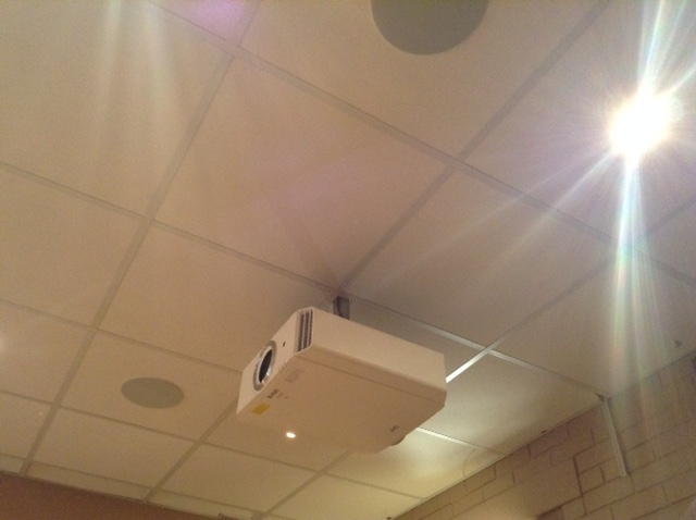 New JVC 7900 4K UHD projector
