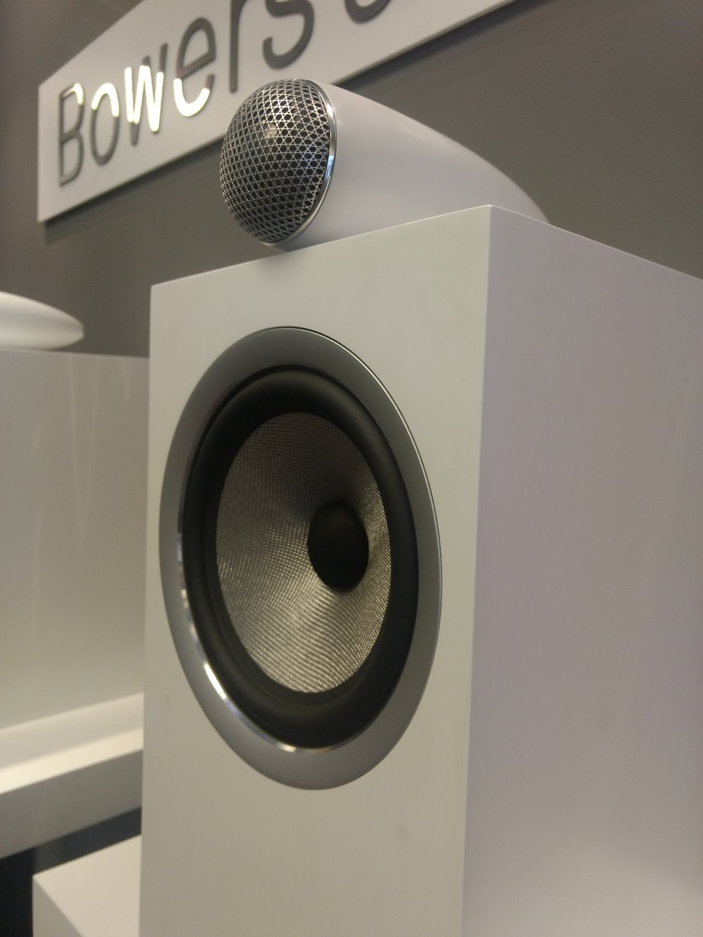 Bowers and Wilkins 705