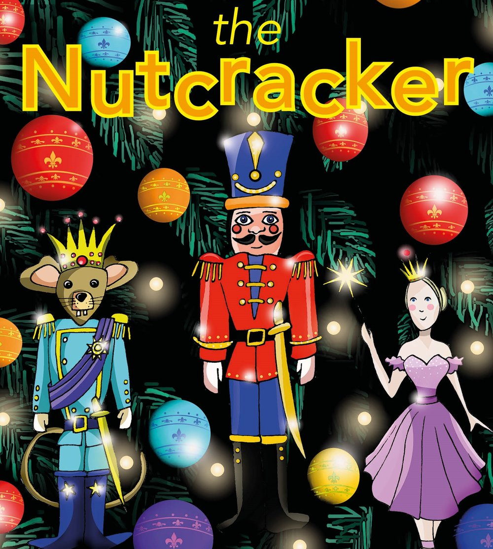 The Nutcracker Christmas 2019 - Check back here for dates and venues.