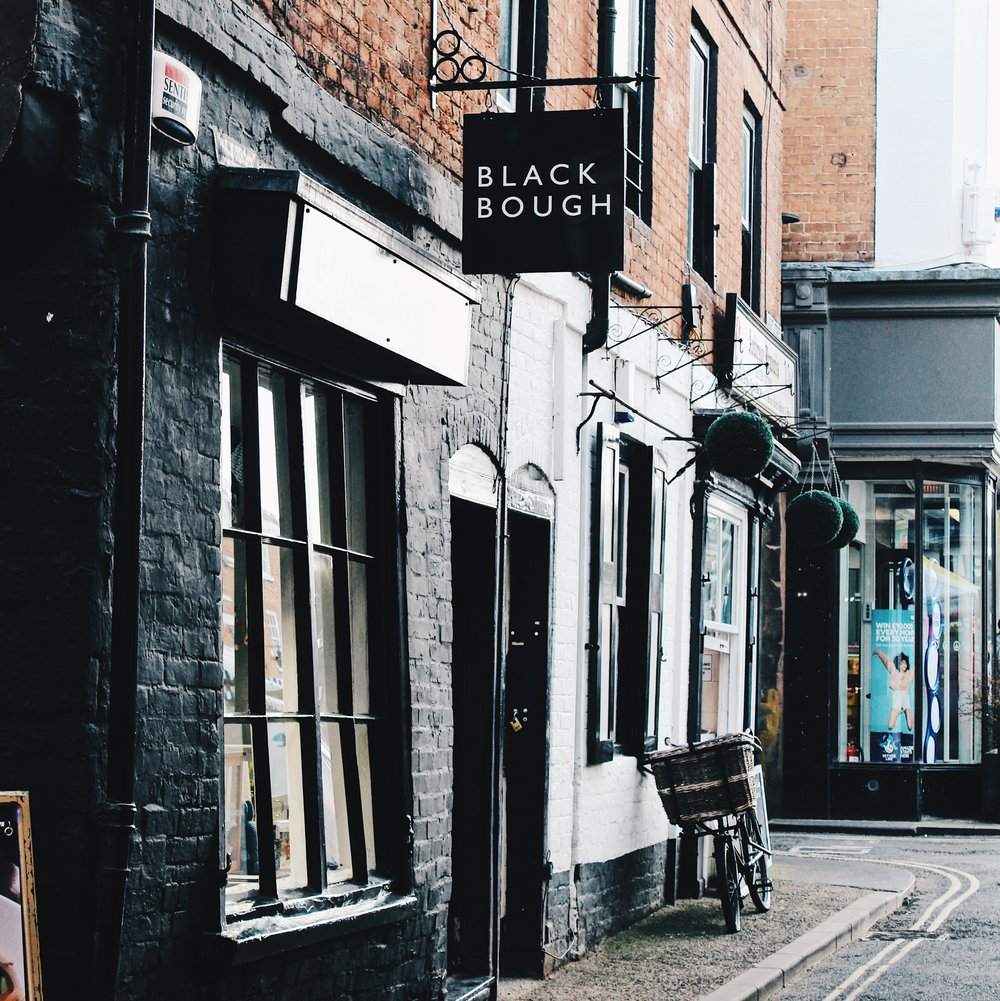 Make sure you visit Black Bough. I always want to buy everything. They sell Hay designs, beautiful books and other sophisticated bits you didn't know that you need.