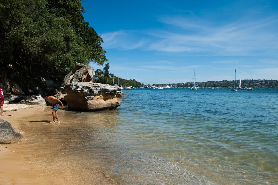 Sydney Proposal Locations | Milk Beach - Vaucluse, Sydney