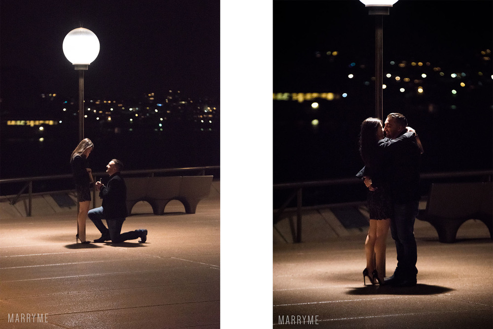 Sydney Opera House marriage Proposal night 2