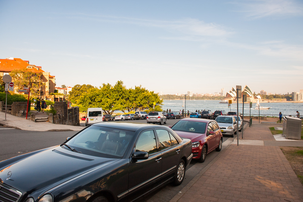 Jeffrey Street Wharf | Kirribilli | Walk down to foreshore