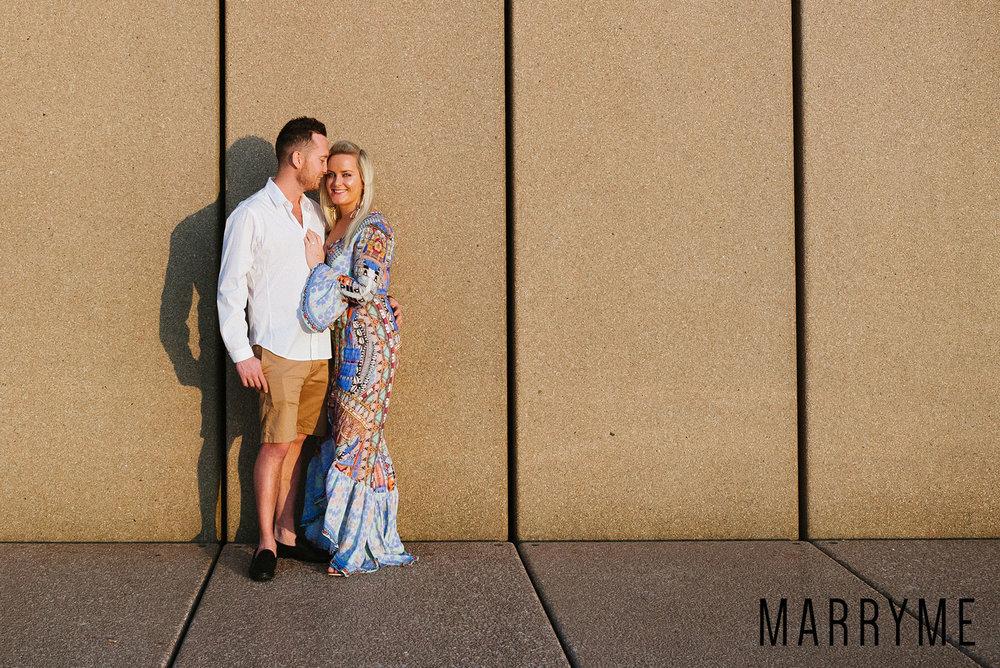 Sydney Harbour Opera House northern boardwalk marriage proposal 6