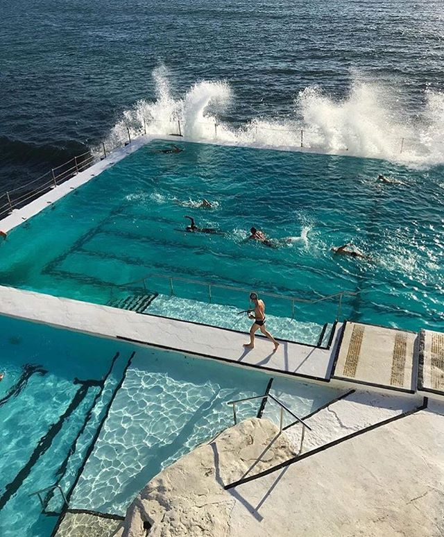 Beautiful bondi via @zimmermann 💦