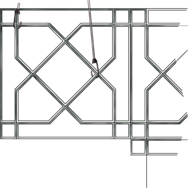 October '13 / KADK / Copenhagen / Resampling the Galatabridge    Fragments form a bricolage map over The Galata Bridge