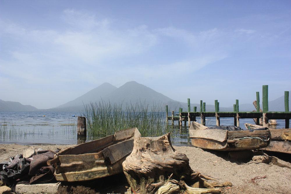 Stunning Lake Atitlan