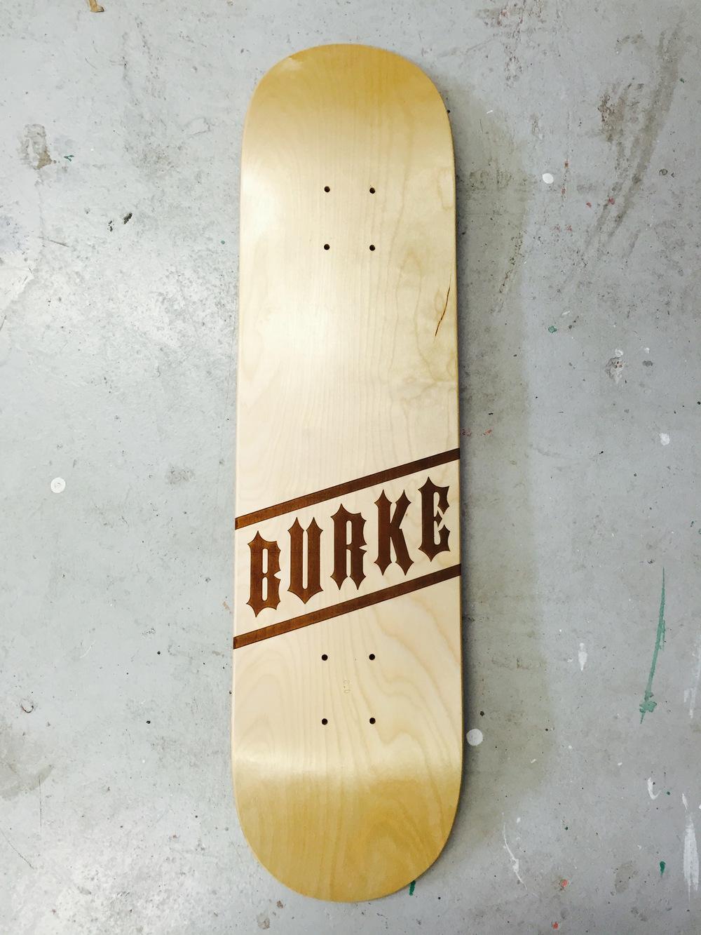 MARY BURKE - PRODUCER