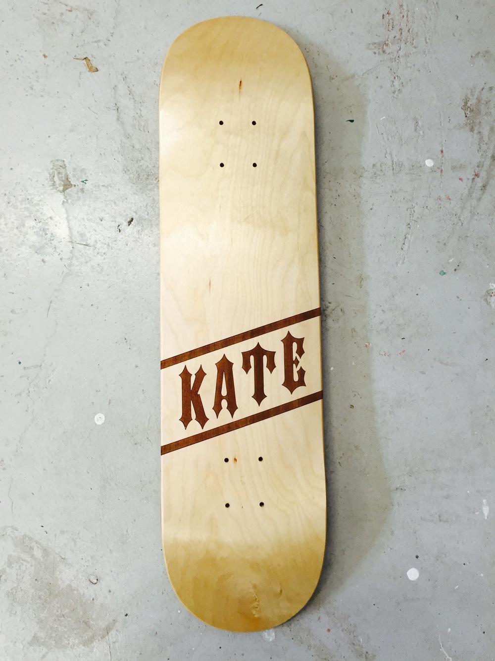 KATE GREGOR