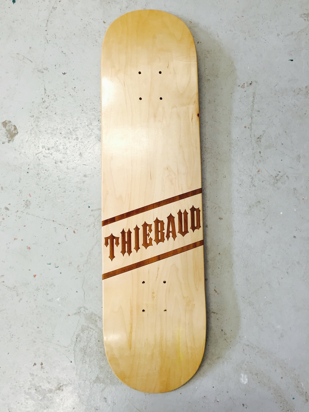JIM THIEBAUD - SKATEBOARDER