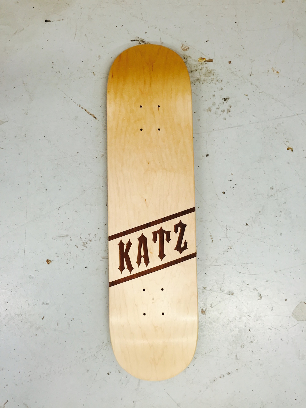 TIM KATZ