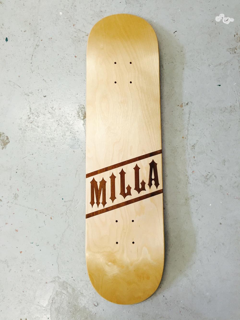 MILLA GREGOR