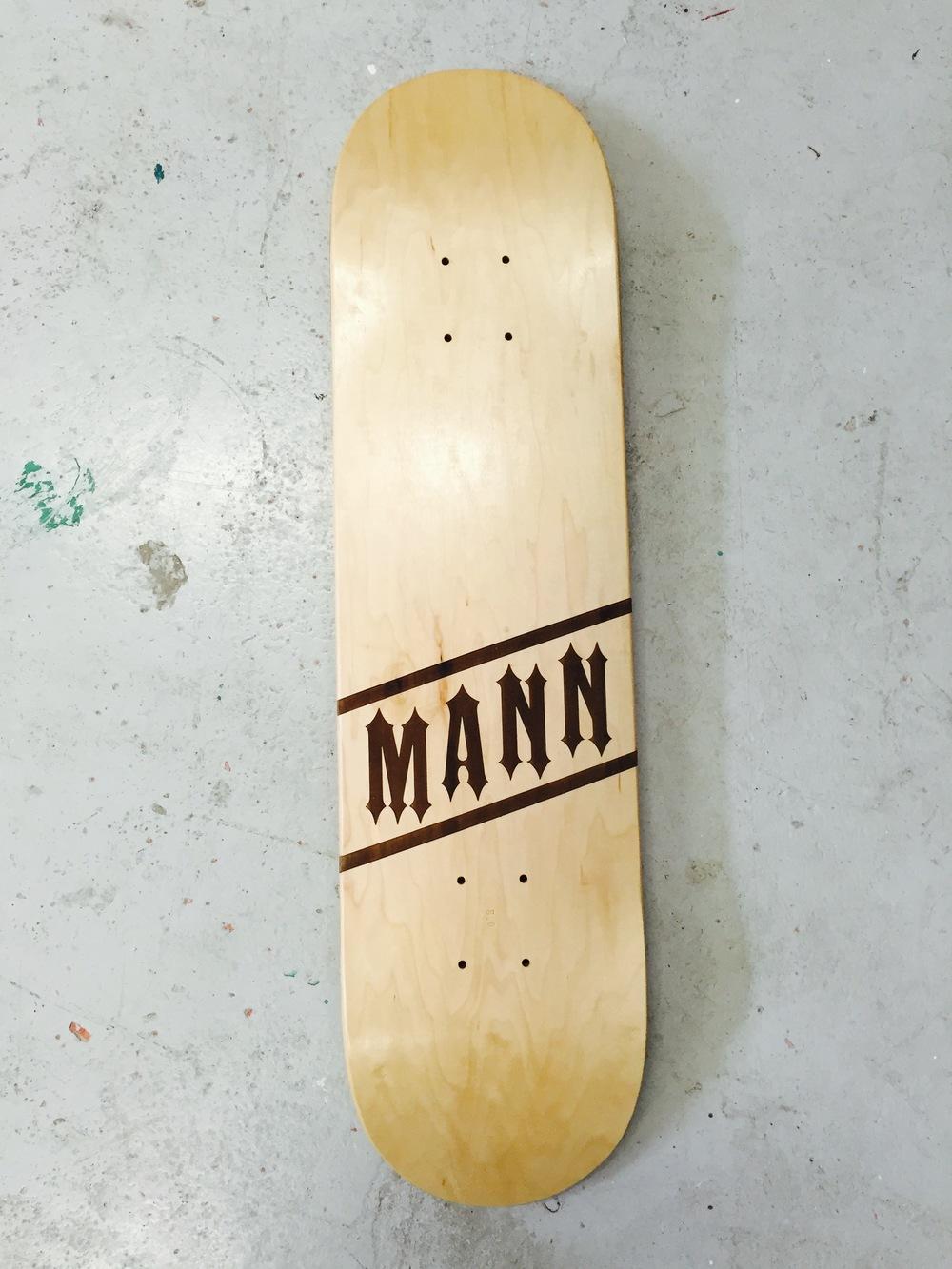 BEN MANN