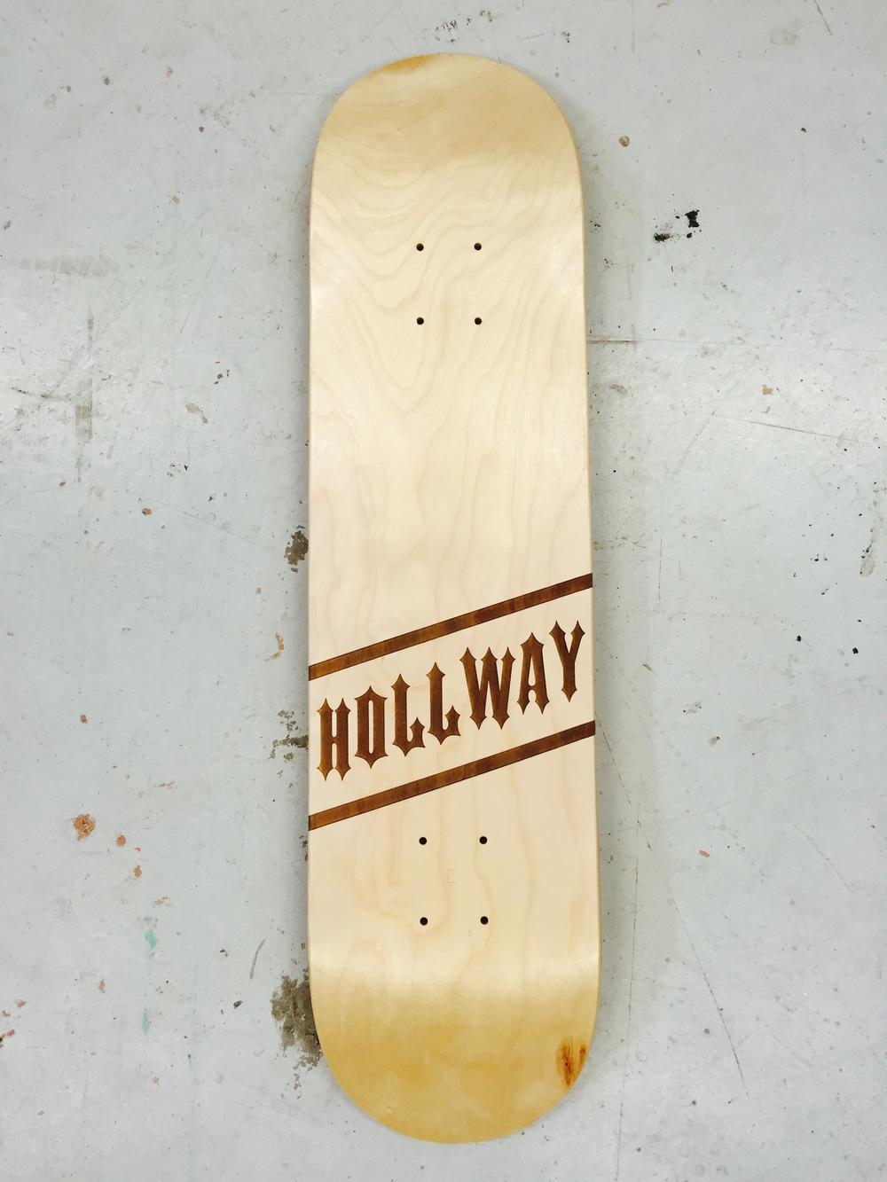 ARCHIE HOLLWAY