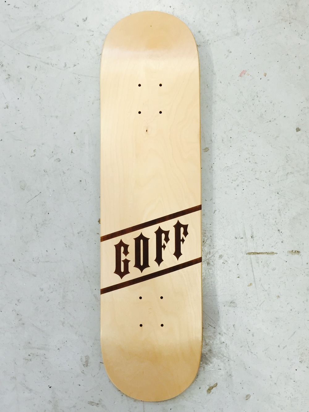JAMES GOFF
