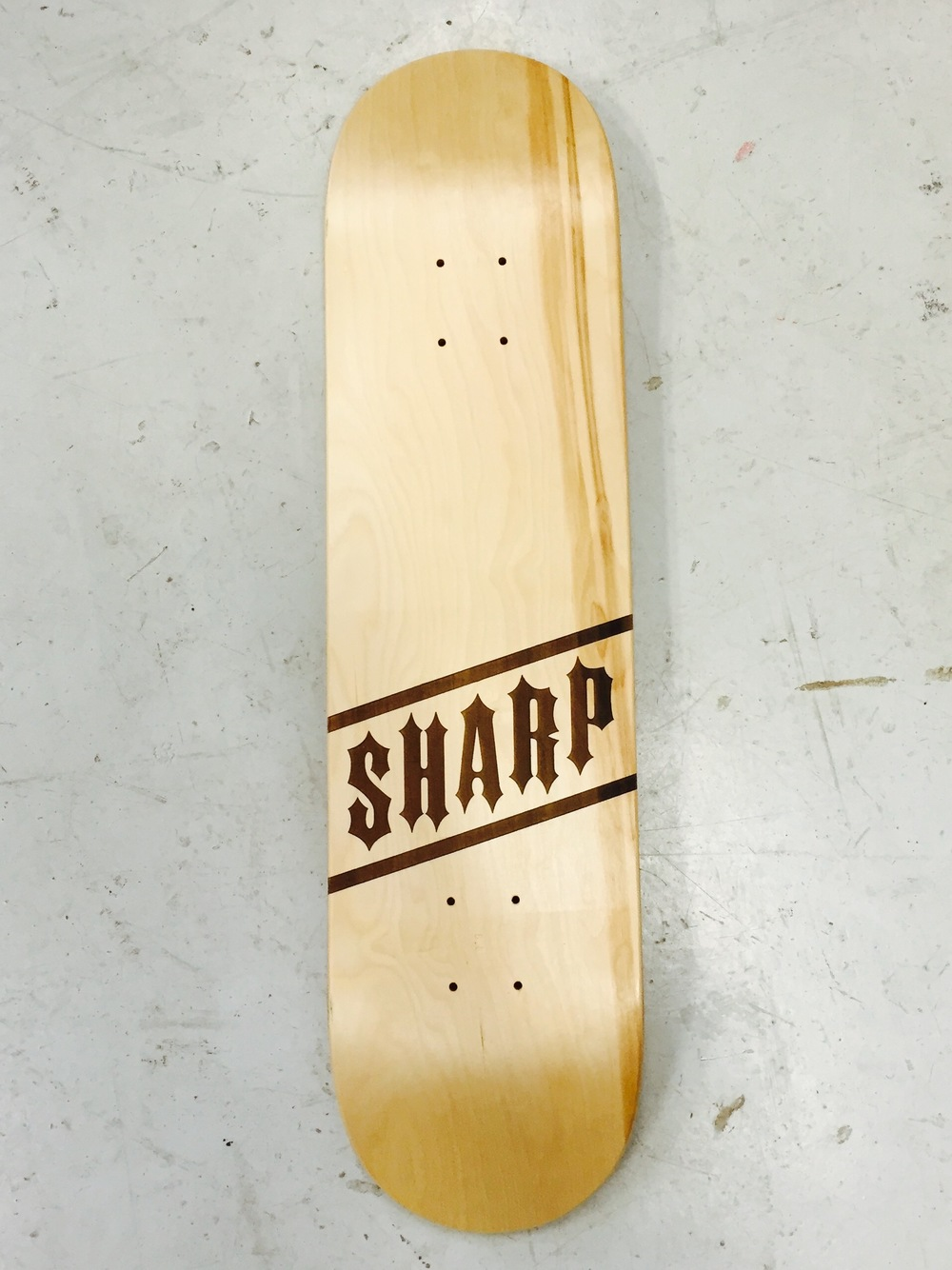MARCUS SHARP