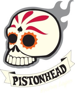 Exhibition Opening sponsored by Pistonhead Beer