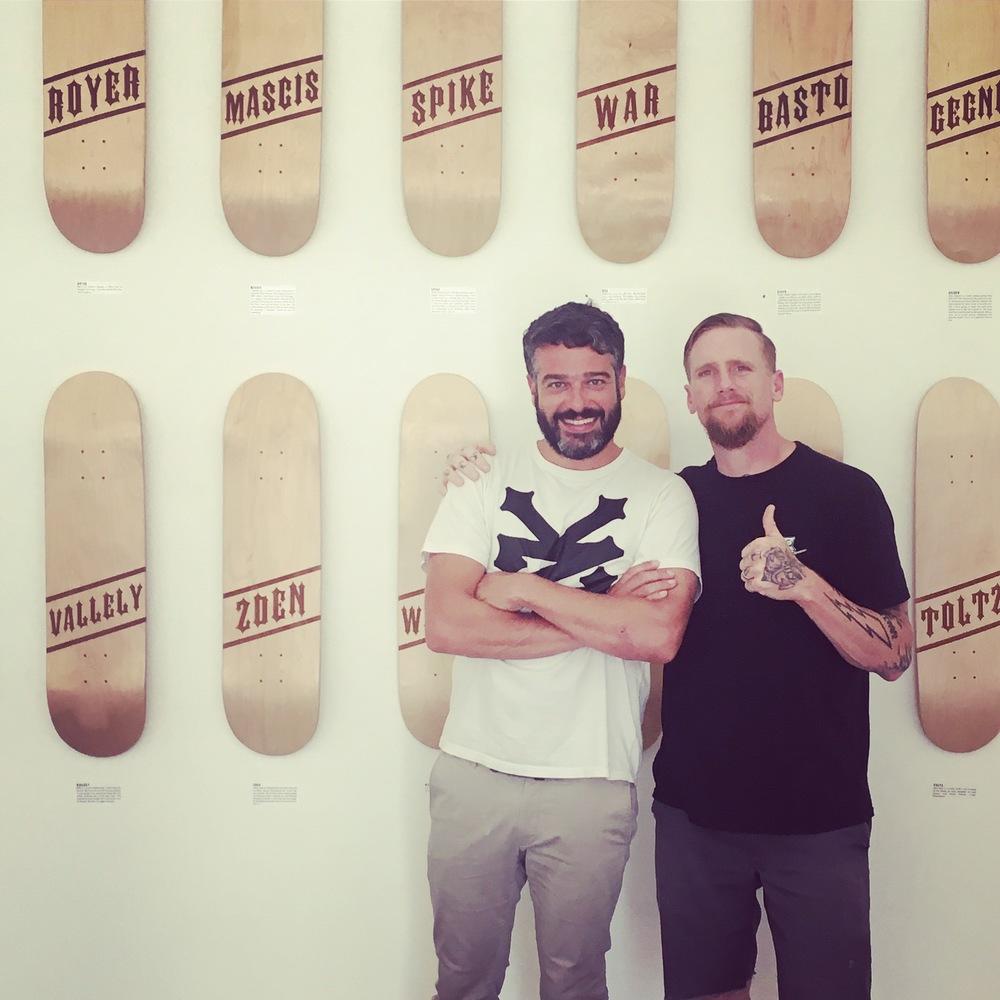 BEN & MIKE V IN LA