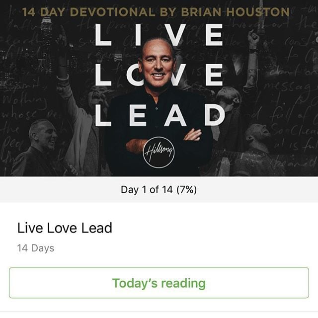 "C H A P E L T I M E S // So good to start the 14 day Live Love Lead devotional from Ps Brian Houston together today. ""God is uncompromising when it comes to dealing with our heart, body, soul and spirit and its issues. Before God can move through us, He must first move in us."" #mcan2016 #investingintoeternity #livelovelead"