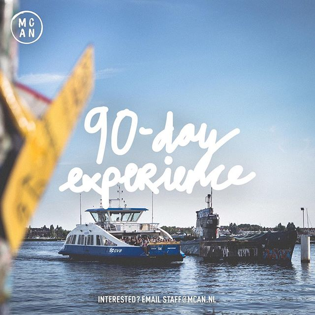 T H E 9 0 D A Y E X P E R I E N C E // Only a couple of spaces left to experience 90 days in the beautiful city of Amsterdam investing in yourself and your leadership. If you are interested email staff@mcan.nl for more details about fees and all that is included! #MCAN2016 #investingintoeternity #The90dayexperience #leadershipproject #internship #missioneurope #bibleschool #discipleshipschool