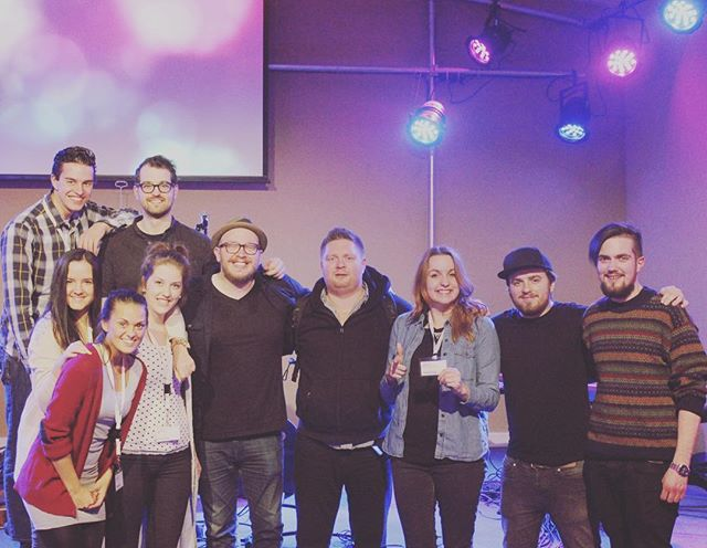 S E R V E // Such a pleasure to serve alongside @events4christ last night at the @cmcclarney worship night. We love being apart of something bigger than ourselves and seeing kingdom gifts bless The Netherlands.
