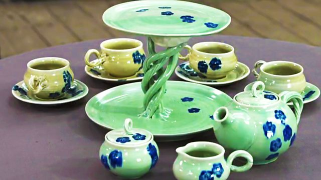 Image copyright BBC Great Pottery Throwdown