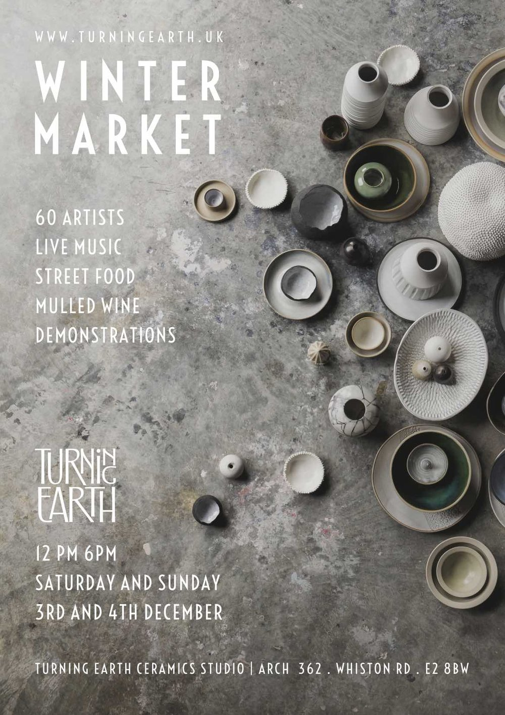 Turning Earth Winter Market
