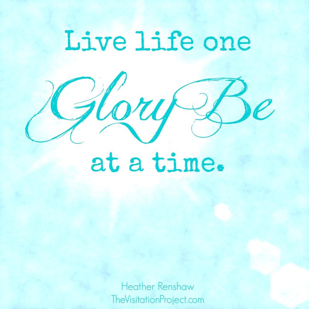 Glory Be TVP