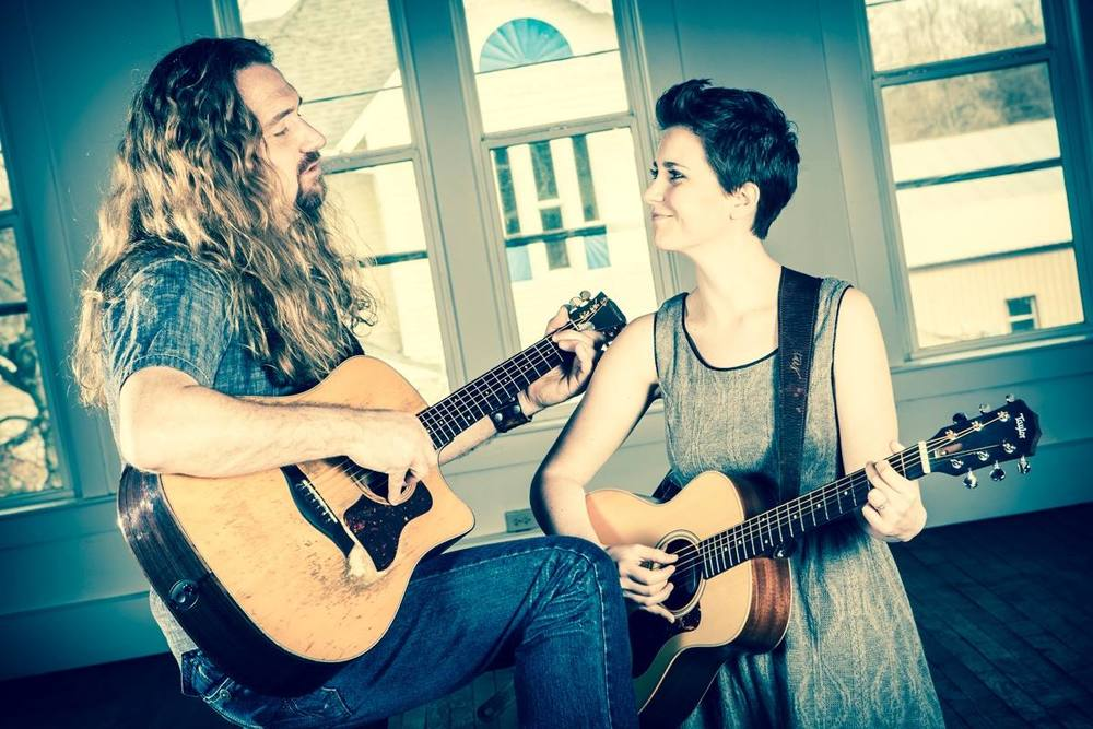 Heath & Molly present a professional, passionate, authentic and original blend of Revolutionary Roots-Rock and Americana.