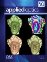 2012 Applied Optics Cover