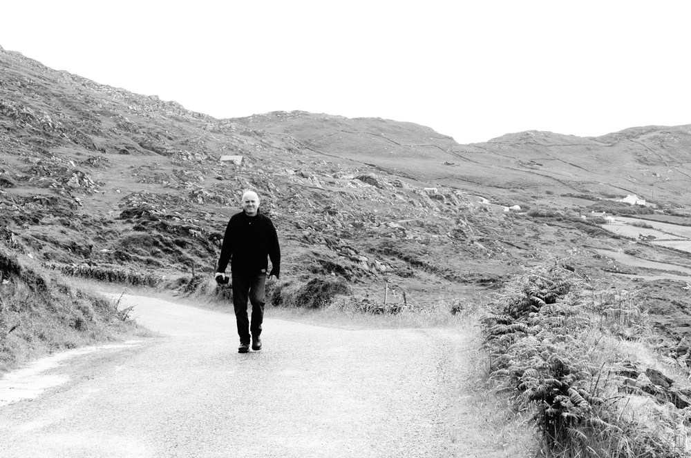 Walking at Mizen, West Cork