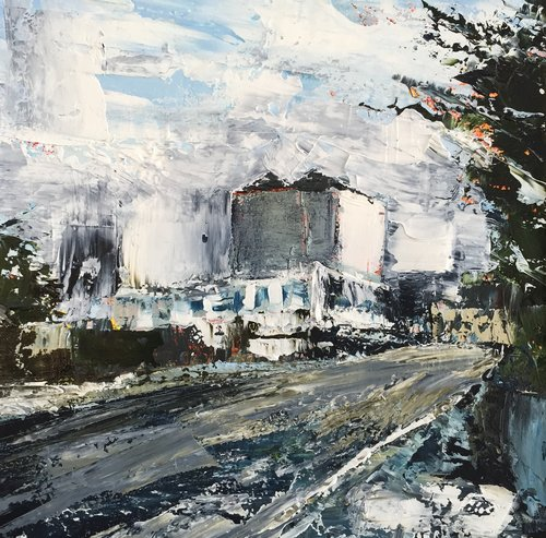 donagh carey - archive: oil sketches