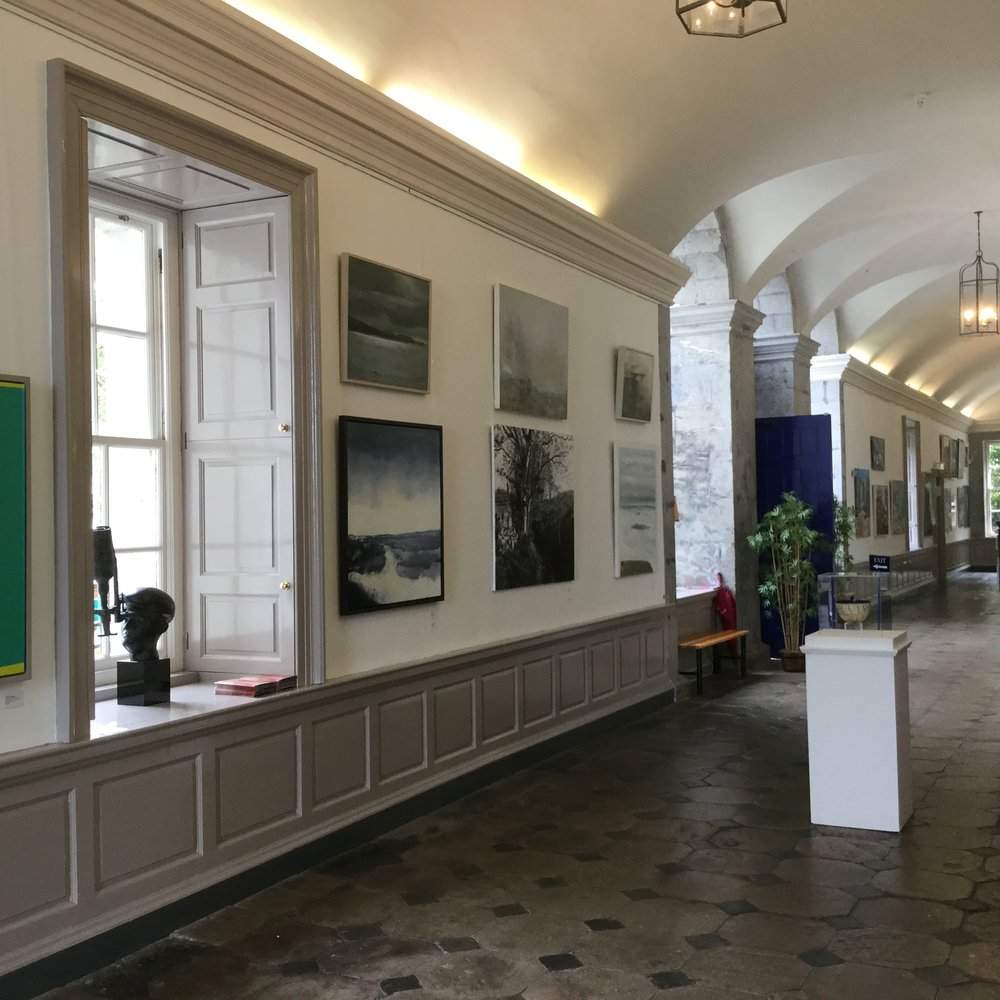 'Facing West' exhibition in King House