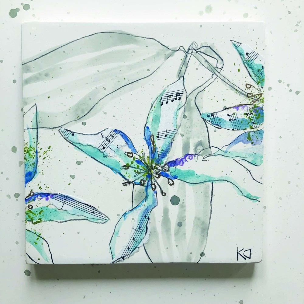 White Flowers 3