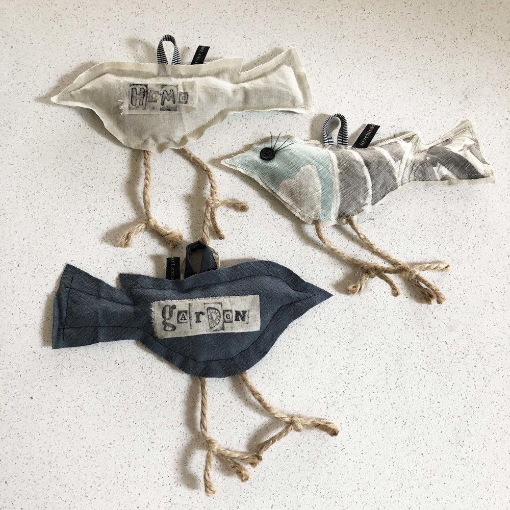 Lovebirds by Kirsten Jones