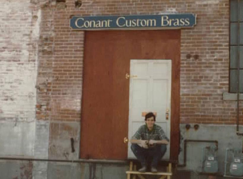 Conant Custom Brass