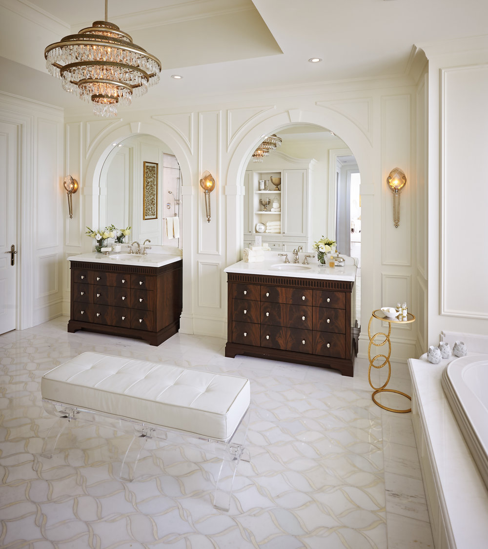 Corbett Diva Chandelier and Femme Fatale Sconces Design by Regina Sturrock.jpg