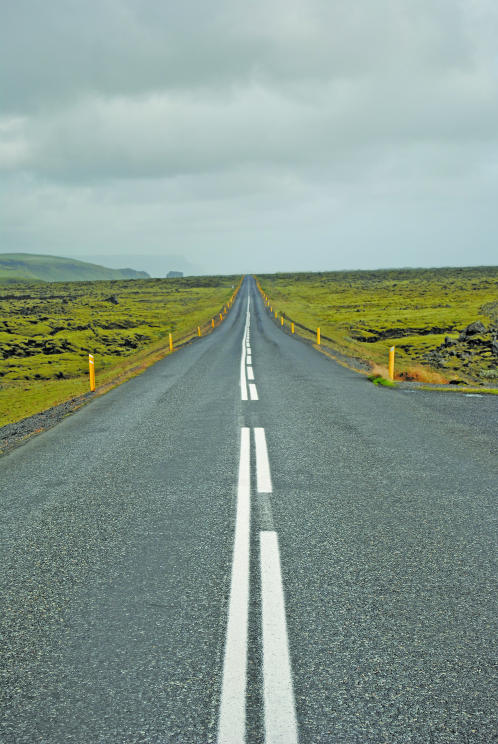 Route 1- The Ring Road that circumnavigates Iceland