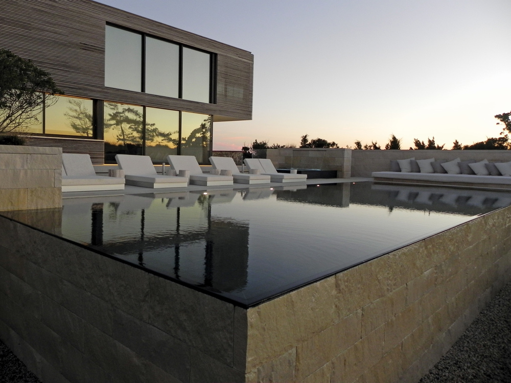 Pelican Pools  -  Gold , Water Feature