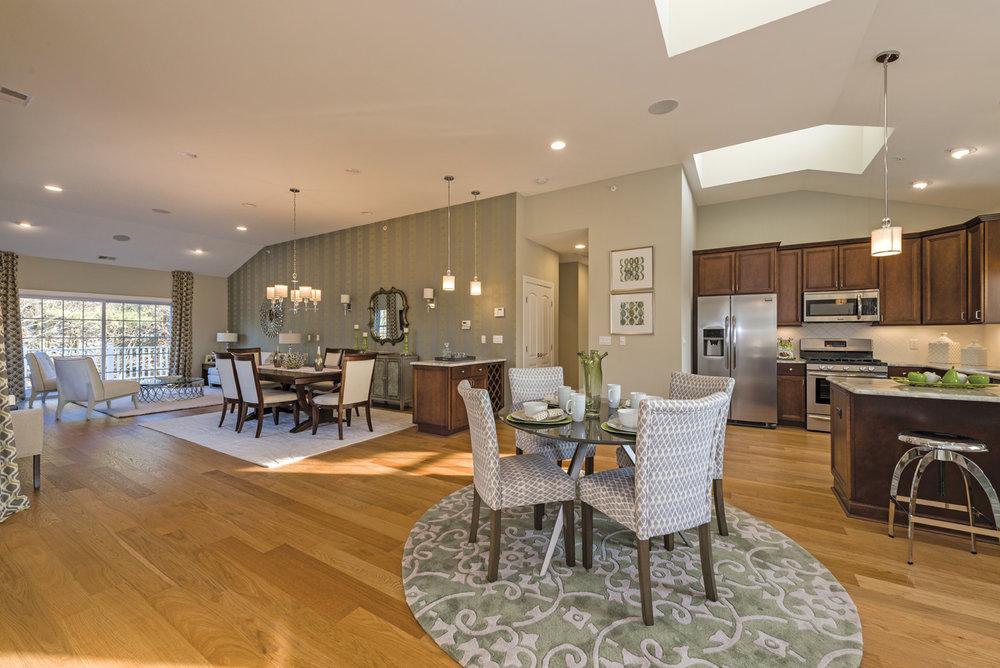 Sonoma Model Living Area