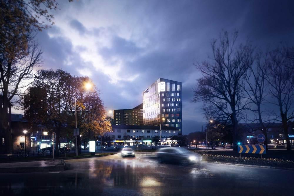 Brommaplan kontor, Stockholm