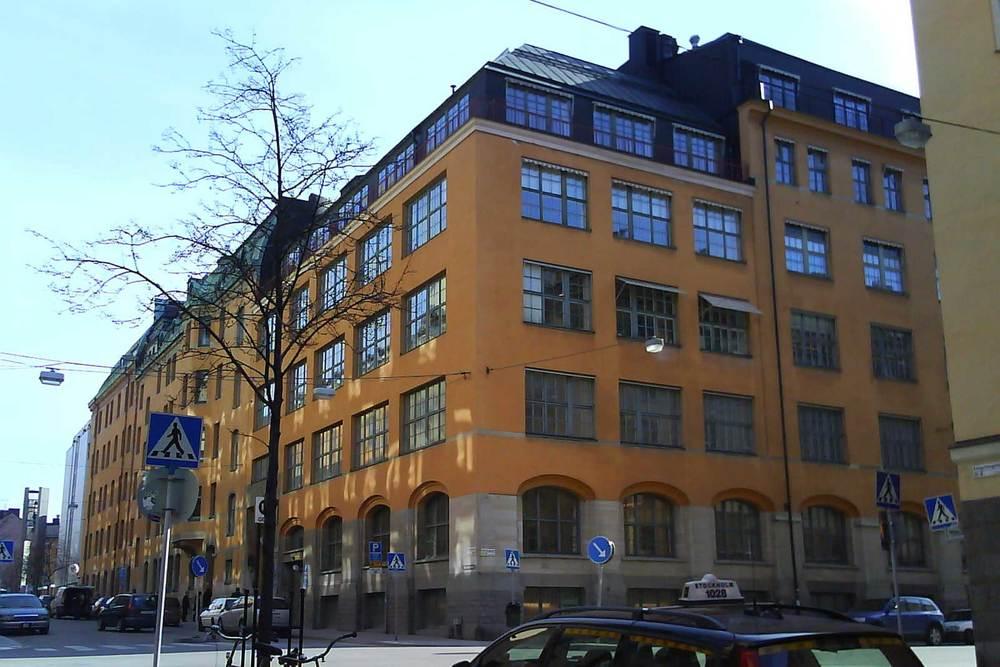 Apotekaren, Stockholm