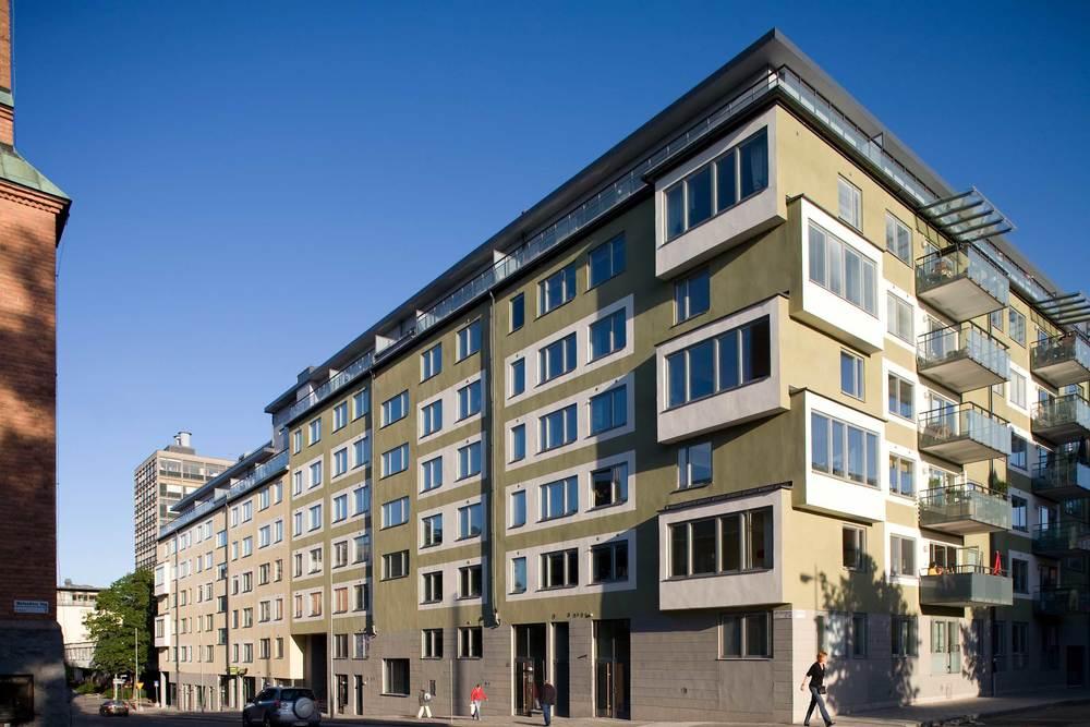 Kv Flanören, Stockholm