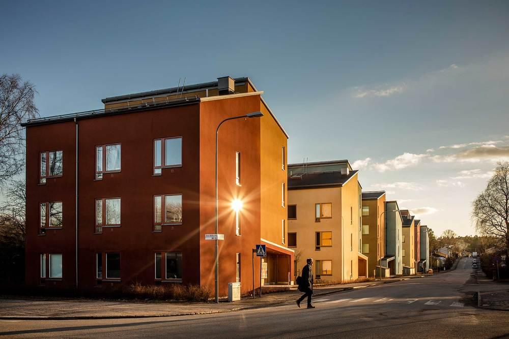 Tallkrogen, Stockholm