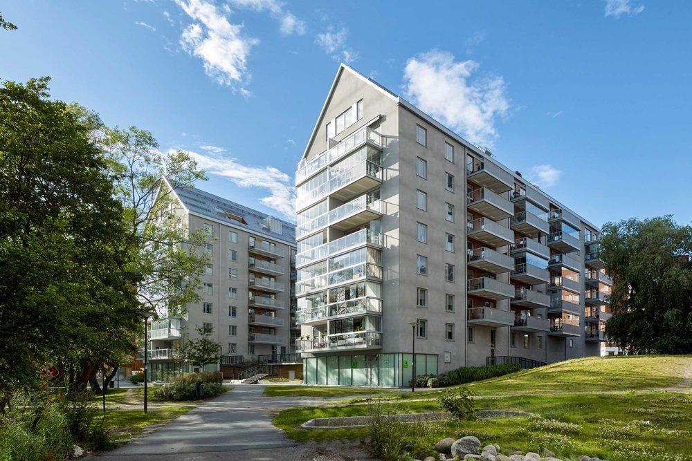 Tvättstugan, Sundbyberg
