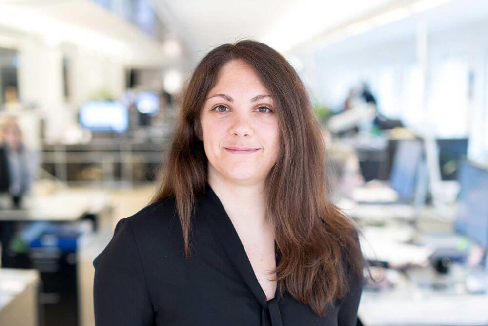 Eirini Oikonomopoulou - ArkitektTill Lindberg Stenberg i augusti 2017. Kommer närmast från Maddison Konsult. Intresserad av film och datorspel. Kommer ursprungligen från Grekland.